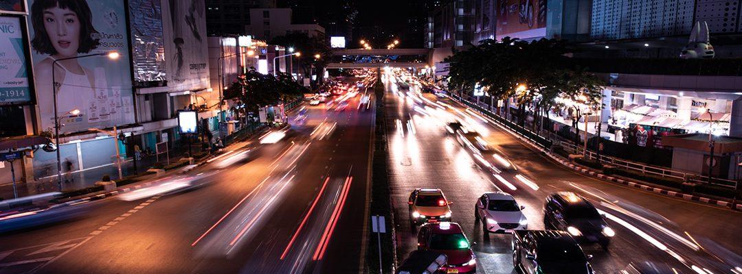 One night in Bangkok. Oder drei.