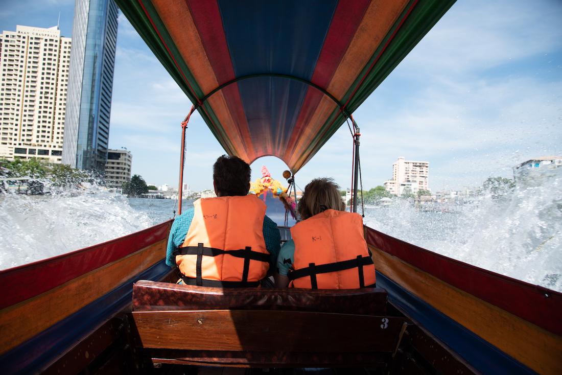 Sightseeing Bangkok