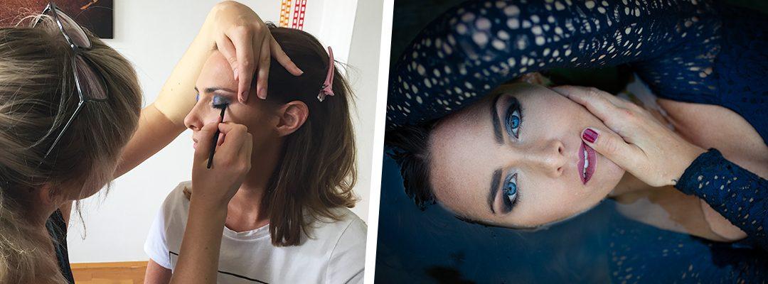 Fotoshooting mit Make Up und Styling | 4 Vorteile