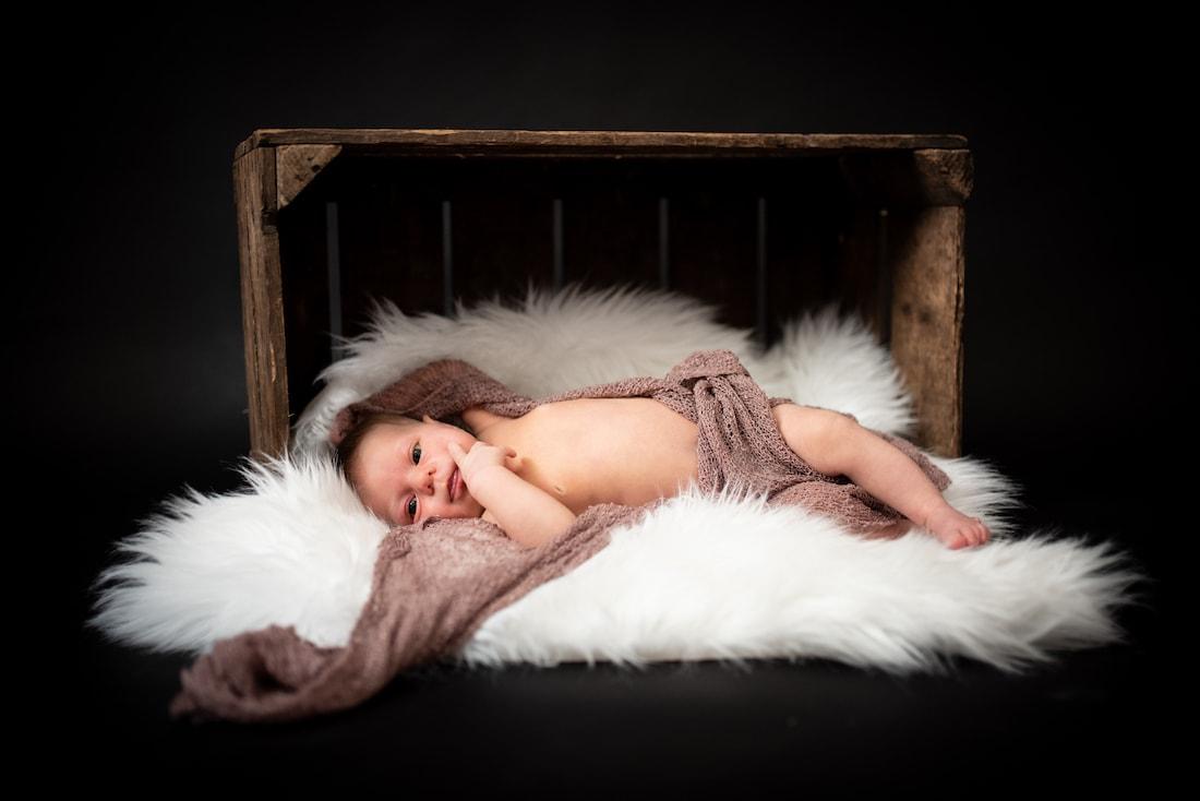 Neugeborenen Shooting Mühlviertel