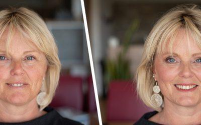 Leichtes Tages-Make-Up – einfach, schnell, natürlich