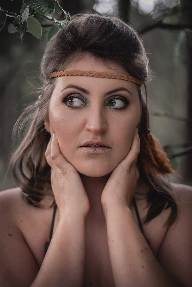 Portrait Shooting Wald-elfe