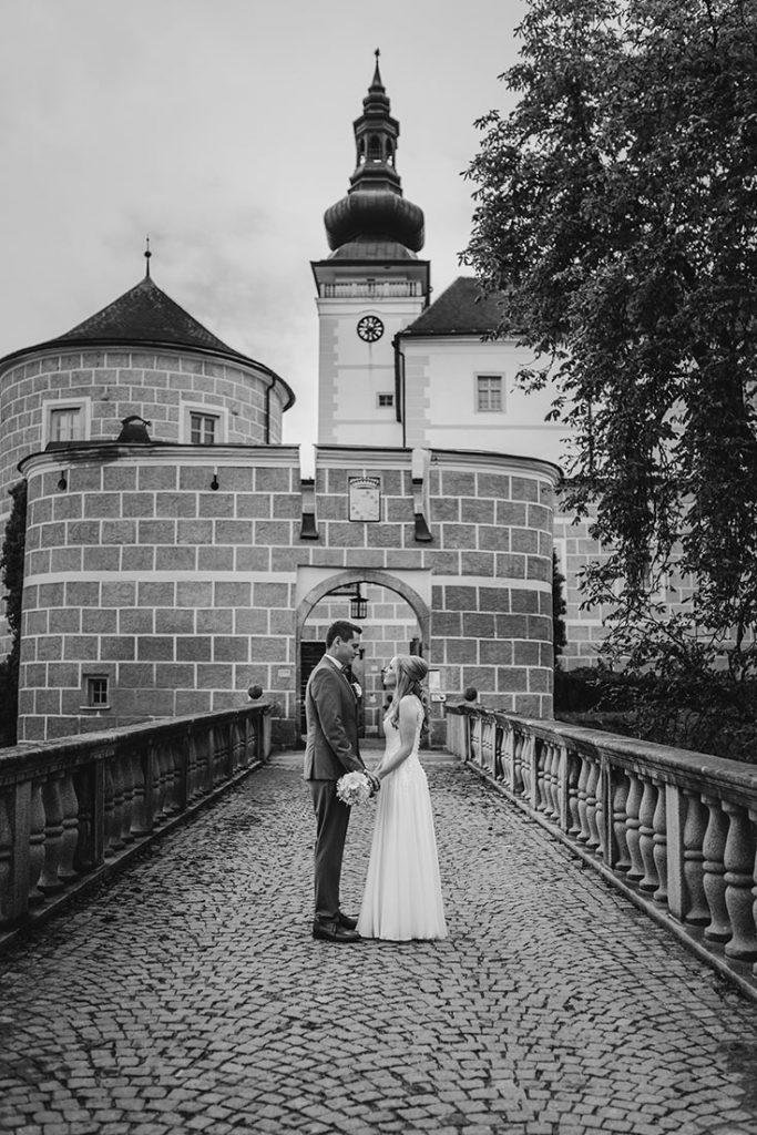 Fotoshooting Schloss Weinberg